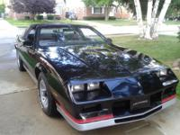 1984 Z28 Camaro for Sale. 91,250 miles no rust,