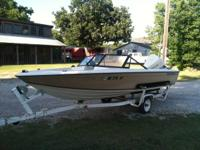 I am selling a 1984 chaparral 160 ski boat. It is a