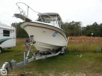 1984 Grady-White with twin 2002 225 HP Mercury Optimax,