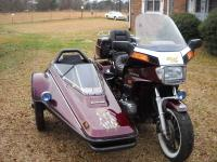 UP FOR AN AUCTION A GORGEOUS  1984 HONDA GOLDWING