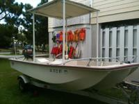 1984 McKee Craft Angler. Price is flexible. $3249 Or