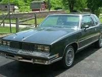 1984 Oldsmobile Cutlass Supreme This American classic