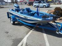 I HAVE A 1985 BASS BOAT FOR SELL THIS BOAT IS IN GREAT