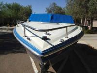 Type of Boat: Cuddy Cabin Year: 1985 Make: Chris Craft