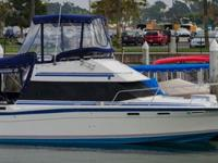 Kind of Boat: Power BoatYear: 1985Make: BaylinerModel: