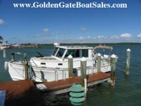 1985, 28' Cape Dory Trawler Asking Price Just Now