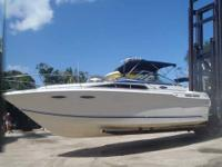 Type of Boat: Power Boat Year: 1985 Make: Sea Ray