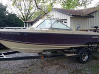 Water ready 17 foot, 1985 4Winns (Marquise 170) boat