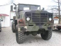 ~1985 AM General 5-Ton 6x6 Tractor Truck M931A1~