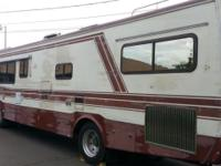 1985 Beaver 36 Diesel Pusher, Cat 3208T, Alison