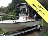 1985 Boston Whaler 18 Outrage Updated and Restored 2013