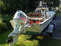 1985 Boston Whaler Montauk 17' consists of initial 70