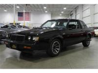 The Buick Grand National debuted in 1982 named