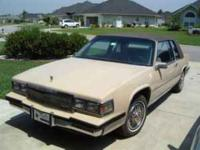 Description MUST SEE1985 Classic Coupe DeVille - 95,000