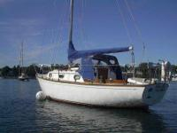 1985 Cape Dory Sloop Boat is located in Newington,New