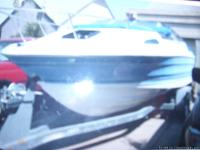 1985 Capri 21ft Bayliner w/350 in/outboard OMC Cobra