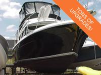 This Vessel is in Excellent condition with a great deal