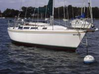 1985 CATALINA 30' TALL RIG SAILBOAT W BOW SPRIT She is
