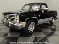 This 1985 Chevrolet C10 pickup is a great example of