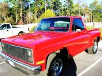 1985 Chevrolet C10 stepside in Amazing condition. It