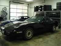 1985 Black/Gray Automatic Coupe with only 175k Miles.