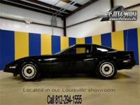 1985 Chevrolet Corvette that is priced to move! Well