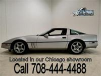 1985 Chevrolet Corvette with 50,600 actual miles! Clean