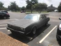 1985 Chevrolet Monte Carlo RARE FIND...DONT MISS ON