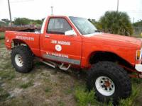 S10 Mud Racer Raw Power, High RPMs, and a hell of a