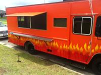 Excellent business opportunity!Nice! Food Truck