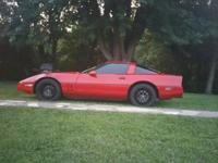 1985 corvette clean car no wrecks this car has pretty
