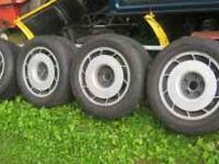 i have a set od 4 1985 corvette rims with ryken raptor