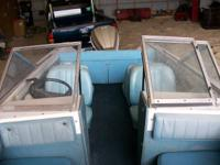 16 footer with an 85 hp Evinrude outboard motor. 7