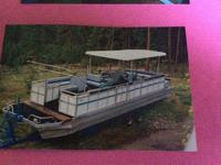 1985 Custom Chinook Potoon Boat Boat is located in