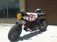 A 1985 DUCATI in this condition, with these options and