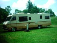 1985 Fleetwood Pace Arrow Class A 1985 Motor Home Pace