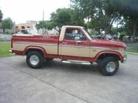 1985 FORD F-150 LARIAT for sale (EUSTIS FL) - $12,500.