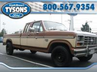 Great running and hard to find F250 truck. Diesel