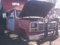 Parting out 1985 F350 4x4 Was a complete