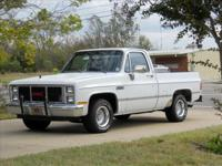 ONE FAMILY OWNED 1985 GMC SIERRA CLASSIC *** BOUGHT NEW