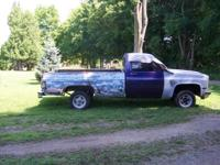 Front clip, Doors, are in really good condition. The