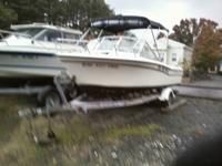 1985  Grady White 190 Tour  200 HP Mercury New Block 2