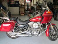 I am offering my 1985 FXRT.I bought this bike from the
