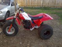 Need to sell my 1985 Honda 200x 3 wheeler to another
