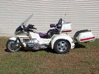 This Honda Elite scooter is in great condition, with