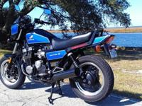 1985 HONDA Nighthawk CB700SCAll original! Garage Kept.