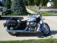 1985 Honda Shadow 750 motorcycle for sale - This Shadow