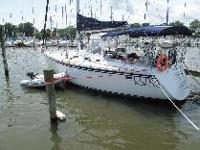 1985 Hunter 40,This is a beautiful cruiser / racer,
