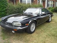 Awesome cruiser/Hot Rod 85 XJS Jaguar, professionally