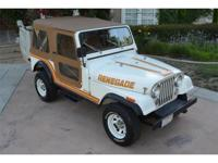 We are pleased to offer this one-owner CA Jeep with an